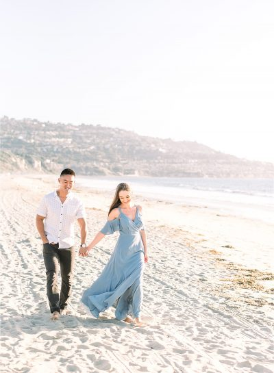 Elizabeth + Brent | Redondo Beach Engagement Session