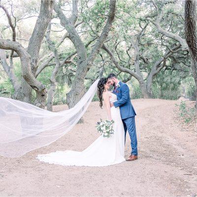 SARA + ROB | OAK CANYON NATURE CENTER WEDDING