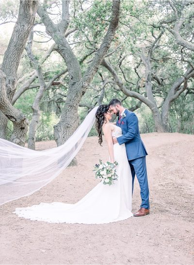 OAK CANYON NATURE CENTER WEDDING | ORANGE COUNTY, CA